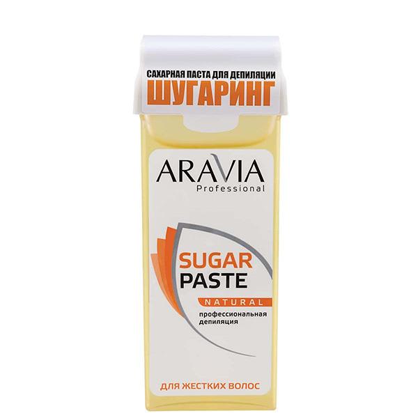 Сахарная паста Aravia ARAVIA Professional, Сахарная паста в картридже «Натуральная», 150 г натуральная.jpeg