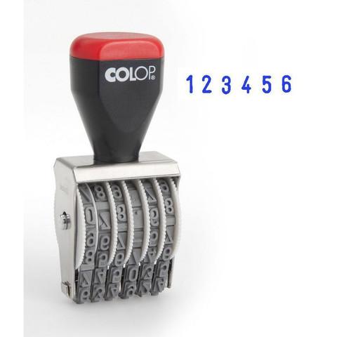 Нумератор ручной Colop 05006 6-разрядный