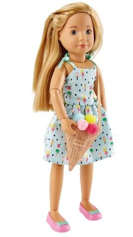 Кукла Вера Kruselings (Крузелингс) 23 см