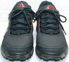 Темно синие кроссовки трекинговые мужские Adidas Terrex A968-FT R.