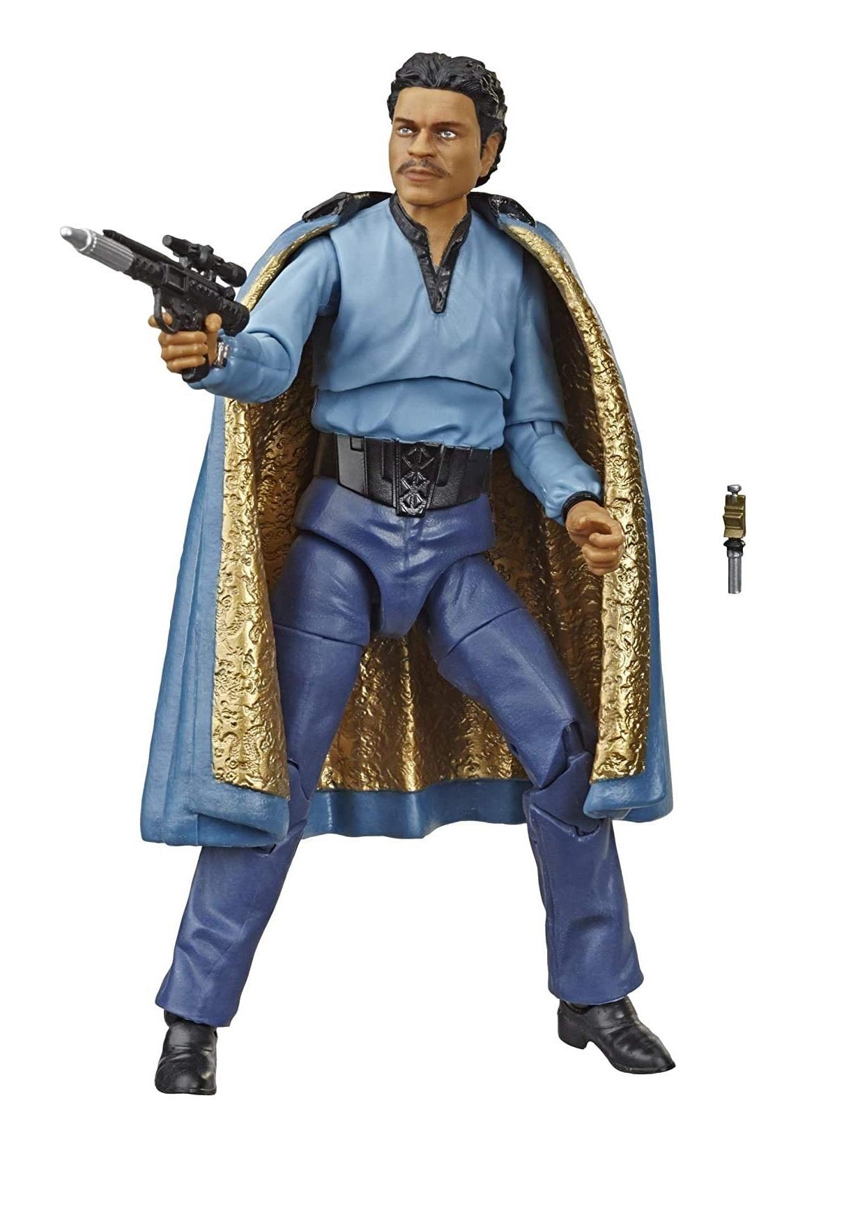 Фигурка Лэндо Калриссиан Star Wars: Black Series Звездные Войны 15 см