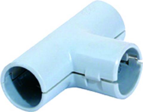 Тройник соед. для трубы 20 мм (50шт) TDM
