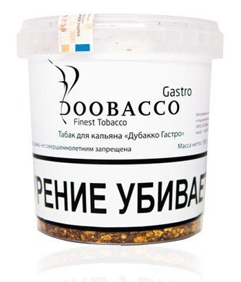 Табак для кальяна Doobacco Gastro Замес (ведро) Кайпиринья