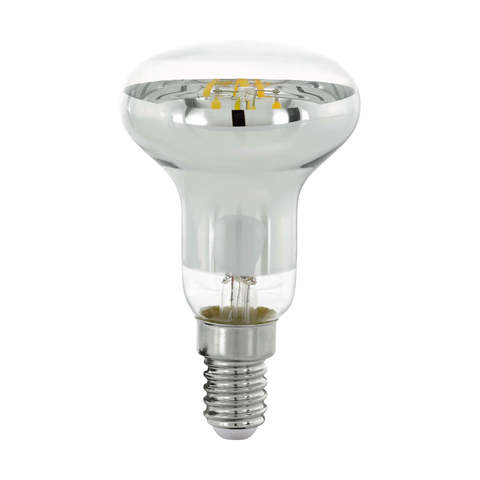Лампа LED филаментная диммир. прозрачная Eglo CLEAR LM-LED-E14 4W 340Lm 2700K R50 11764