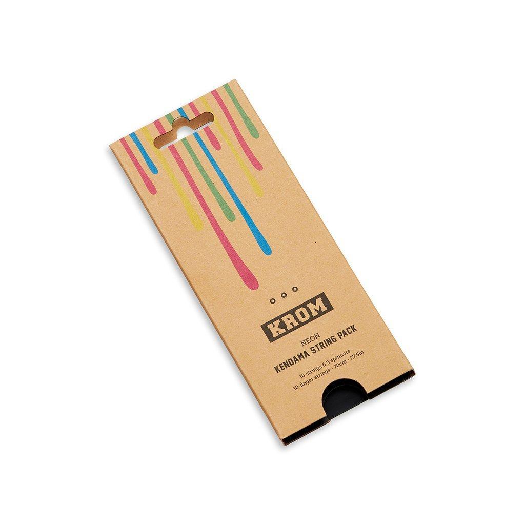 KROM Neon String Pack (10pcs)
