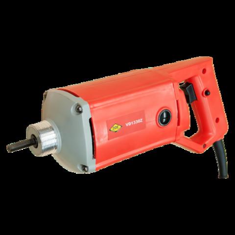 Вибратор глубинный DDE VD1330Z (1330 ВТ,13000 об мин,3,3 кг, вал  ZX35  2 м -3 м) (VD1330Z)