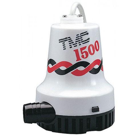 Насос осушительный 1500 GPH, 12 В