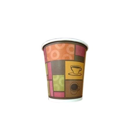 Стакан для горячих напитков бумажный 200/260мл