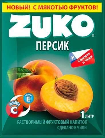 ZUKO 'Персик', 25г