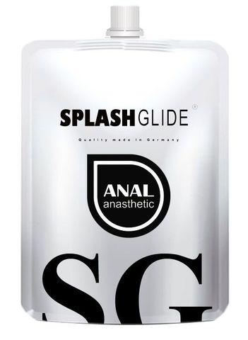 Анальный лубрикант на водной основе Splashglide Anal Anesthetic - 100 мл.