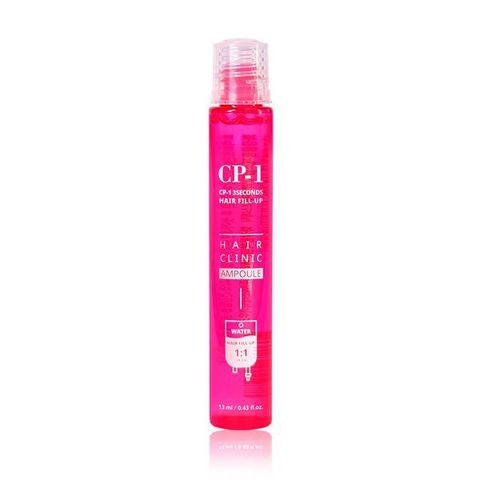 МАСКА ФИЛЛЕР ДЛЯ ВОЛОС CP-1 3 SECONDS HAIR FILL-UP HAIR CLINIC AMPOULE, 13 МЛ