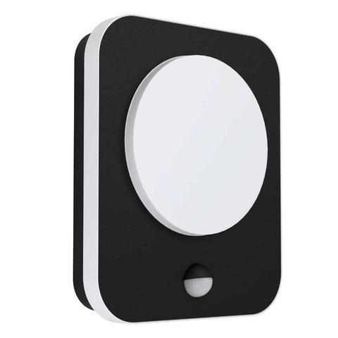 Уличный светодиодный настенный светильник с датчиком движения Eglo MADRIZ 99584