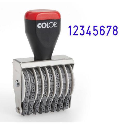 Нумератор ручной Colop 05008 8-разрядный