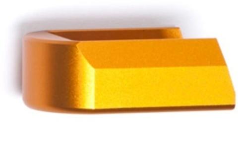 Пятка магазина для CZ SP-01 SHADOW желтая (артикул 18593)