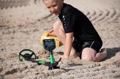 Детский металлоискатель Mini Hoard (комплект)