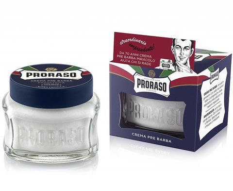 Крем до бритья Proraso с лоэ и витамином Е