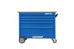 Тележка инструментальная XL 5 ящиков | Gedoretools.ru