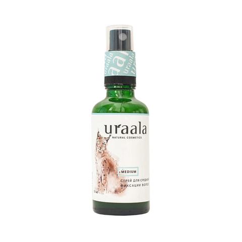 Спрей для фиксации волос | Uraala