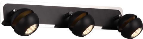 INL-9386W-03 Chrome & Black