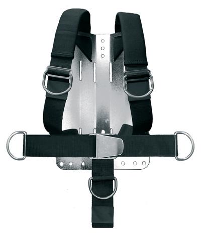 Подвесная система (моностропа) Apeks для жесткой спинки