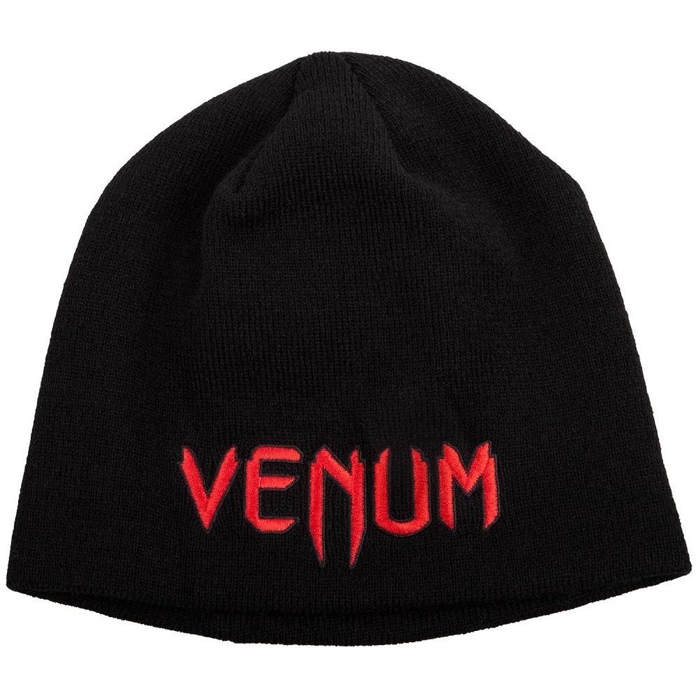 Шапки Шапка Venum Classic Beanie - Black/Red 1.jpg