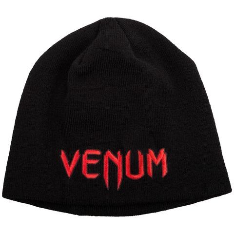 Шапка Venum Classic Beanie - Black/Red