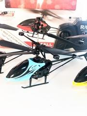 Вертолет на пульте управления