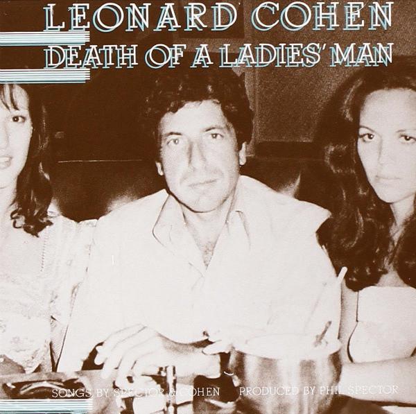 COHEN, LEONARD: Death Of A Ladies' Man
