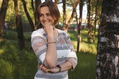 Жакет Agat полоска ромбы