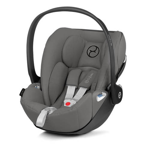 Автокресло Cybex Cloud Z i-Size Soho Grey
