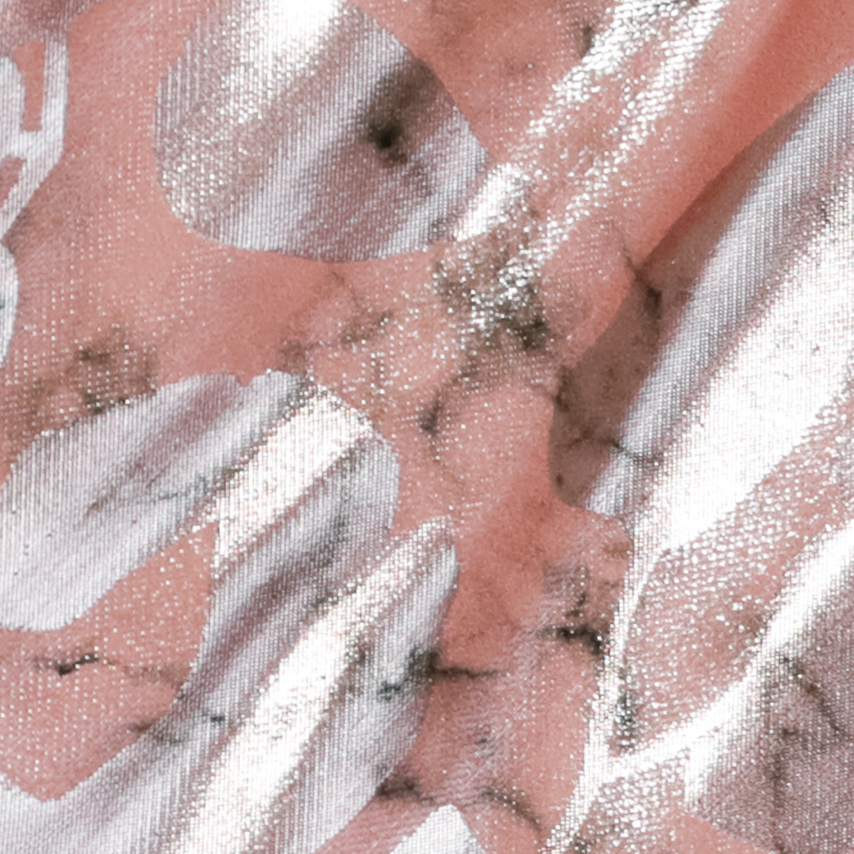 """Тонкий плательный жаккард """"мраморные розы"""""""