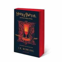 Harry Potter and the Goblet of Fire - Gryffindor Ed (PB)