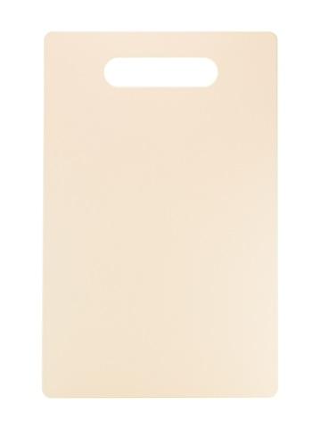 Доска разделочная Slim малая слоновая кость Эльфпласт 28,5х0,4х18,7 см