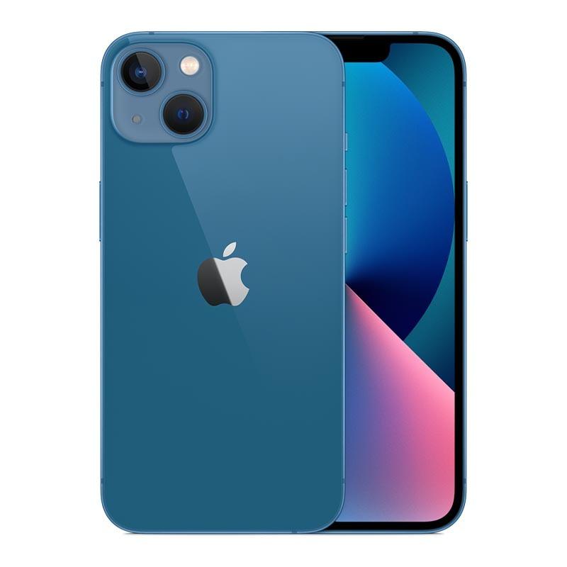 iPhone 13, 128 ГБ, синий