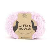 Пряжа Drops Alpaca Boucle 3125 нежно-розовый