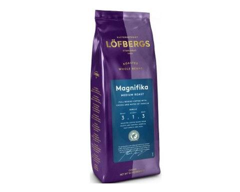 купить кофе в зернах Lofbergs Magnifika, 400 г