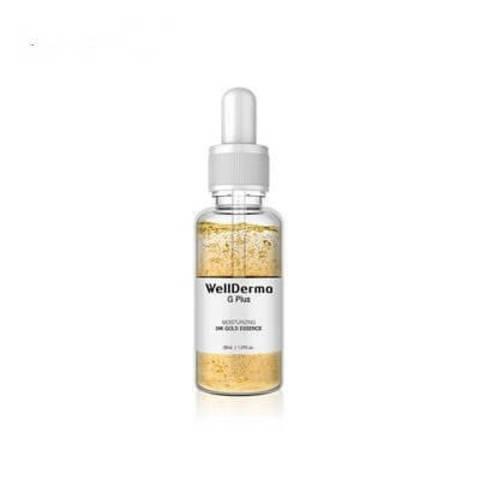 Эссенция с золотом и витамином С WellDerma Moisturizing 24k Gold Essence