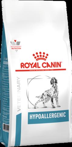 Сухой корм Royal Canin Hypoallergenic DR21 диета для собак 7 кг
