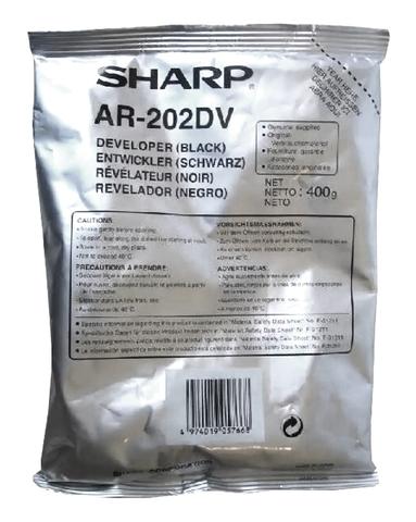 Оригинальный девелопер Sharp AR202DV (AR202LD) черный