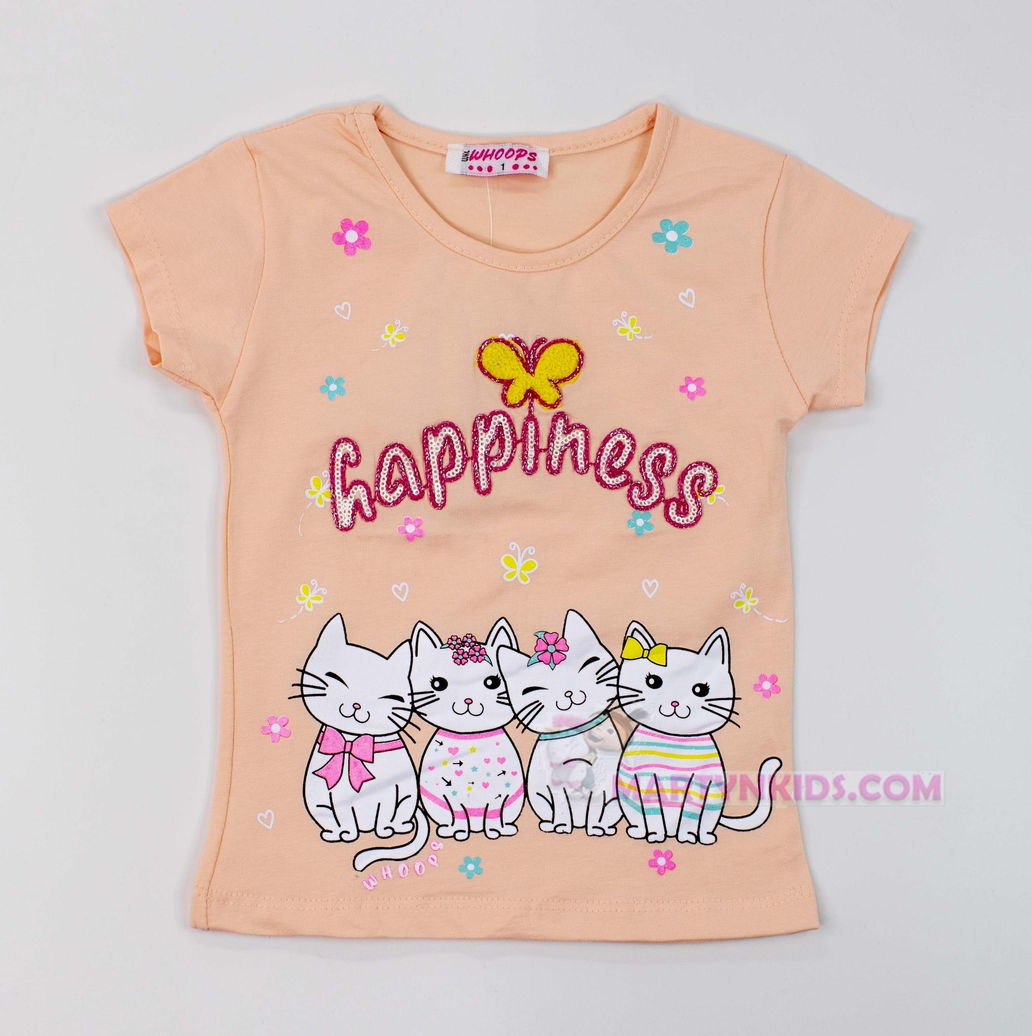 3511  футболка Веселые киски