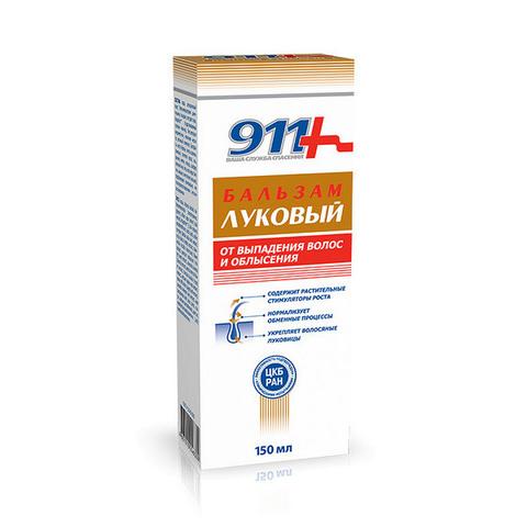 911 Бальзам Луковый , 150 мл