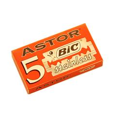 Сменные лезвия Astor Bic Stainless 5 шт
