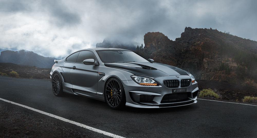 Обвес Hamann для BMW M6 F13