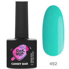 Гель-лак RockNail Candy Вar 492 Ice Cream At Th...