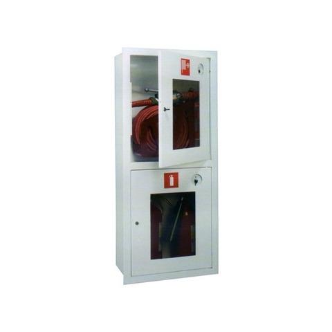 Пожарный шкаф ШПК-320 (ШП-03) в стену