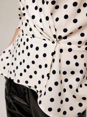 Романтичная блуза