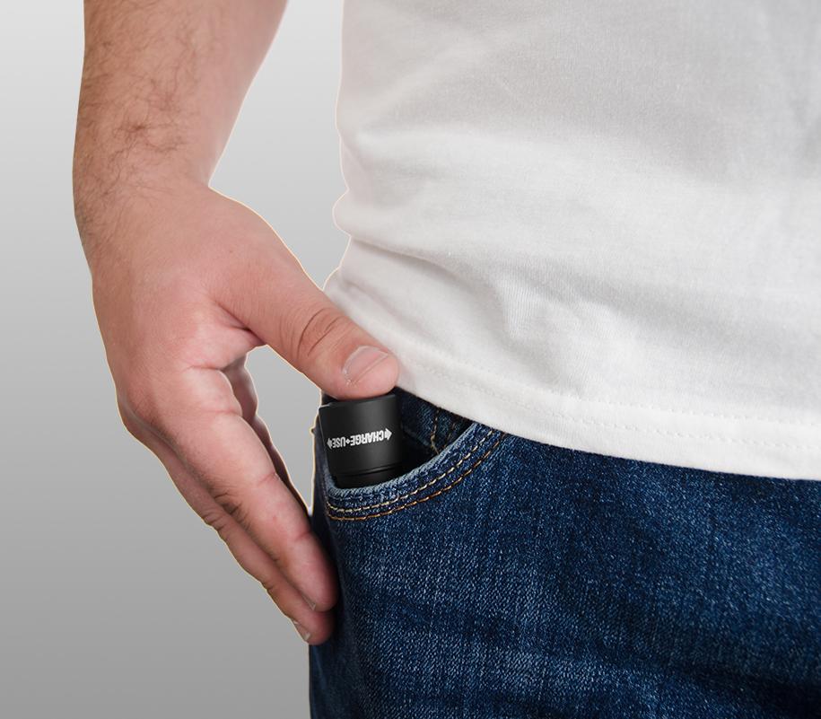 Фонарь на каждый день Armytek Prime C2 Magnet USB (тёплый свет) - фото 4