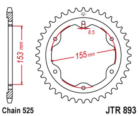JTR893