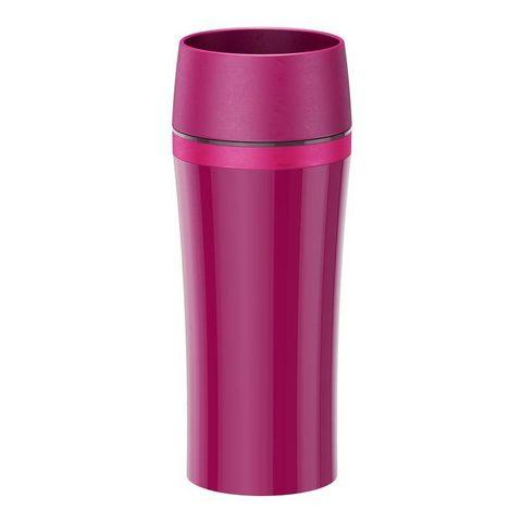 Термокружка Emsa Travel Mug Fun (0,36 литра), розовая