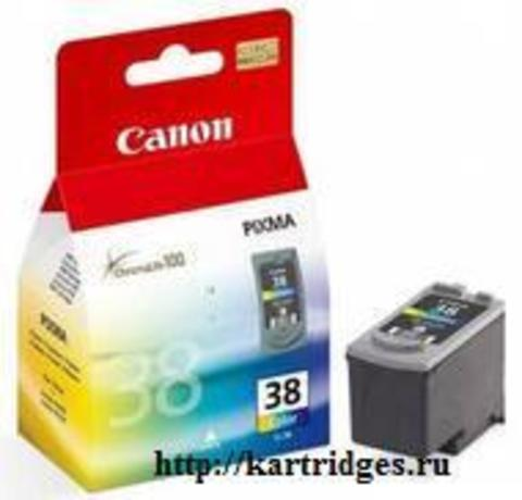 Картридж Canon CL-38 / 2146B005